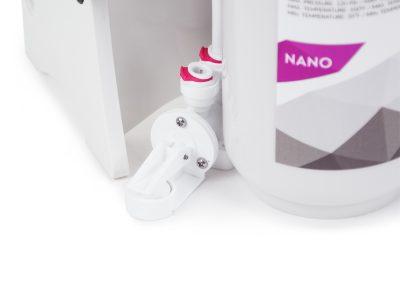 System antyzalaniowy ecoperla security w Ecoperla Nano