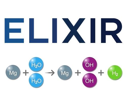 reakcja chemiczna ecoperla elixir