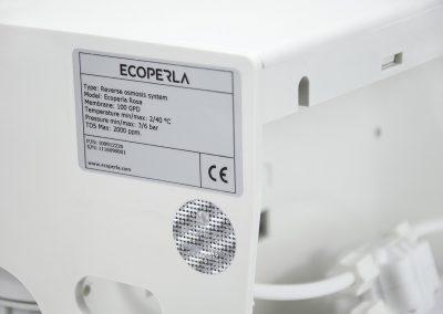 Tabliczka znamionowa Ecoperla Rosa