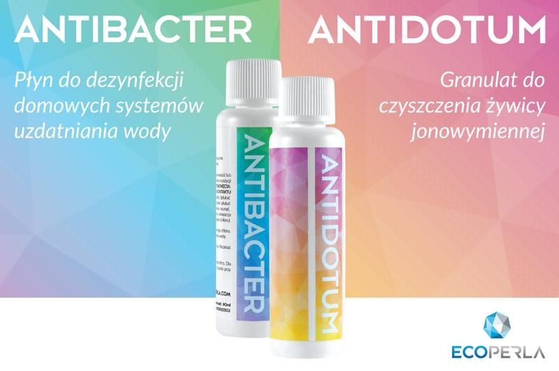 baner antibacter i antidotum